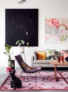 Home of artist Kirra Jamison
