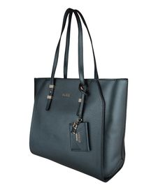 The Gia Tote in a new petrol color! (€ 139,95) #guess #gia #tote #petrol %bag