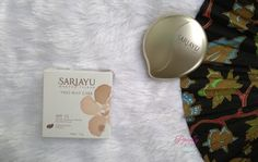 Simply Beauty Me - Indonesian Beauty Blogger: Review: New Sariayu Two Way Cake shade Dark