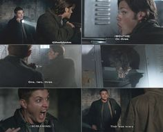 4x06 Yellow Fever. Aaaahaha his face! Just look at it! XD