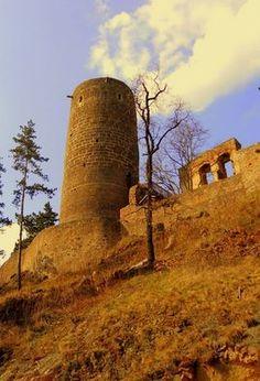 Žebrák castle (Central Bohemia), Czechia