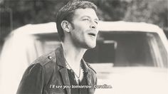 See what I mean? | 22 Reasons Why Klaus Is An Undeniably Hot Sociopath