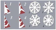 snowflake activities, snowflake crafts, snowflake bulletin boards, snip snip snow, paper snowflake patterns, snowman activities, snowman crafts, snowman bulletin boards, winter bulletin boards, January crafts for kids, shape activities, shape crafts, directions for cutting paper snowflakes,