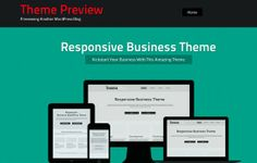 Minimal is the New Black: 20 Fresh Free WordPress Themes from January 2014 - noupe