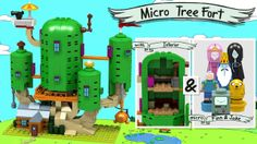 LEGO® CUUSOO   The Adventure Time Project - vote for Lego to make this!