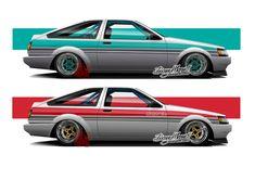 Toyota Car Models, Toyota Cars, Tactical Truck, Because Race Car, Street Racing Cars, Car Brands, Japanese Cars, Car Painting, Jdm Cars