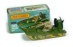 Swamp Rat - Matchbox 1976 - Series Nr.30