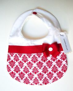 bibs...cute for a lil girl!
