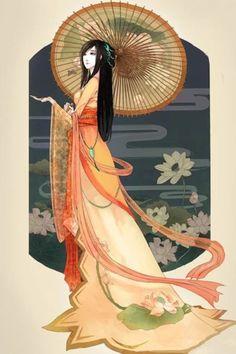 Chinese art Korean Art, Asian Art, Chinese Painting, Chinese Art, Chinese Cartoon, Geisha Art, Artwork Images, Erotic Art, Japanese Art