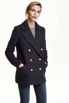H&M - Pea coat £49.99