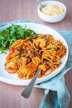 Fish Pasta, Pasta Noodles, Pasta Dishes, I Foods, Ramadan, Pasta Recipes, Italian Recipes, Lunch, Healthy Recipes