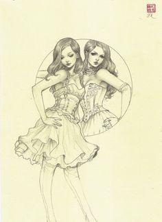 Manga Art, Anime Art, Character Art, Character Design, Pretty Art, Oeuvre D'art, Art Tutorials, Cool Drawings, Art Inspo
