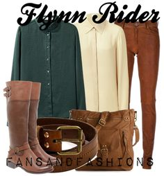 I know not who you are, nor how I came to find you, but may I just say… Hi. How ya doin'? How Ya Doin, Disney Bound Outfits, Flynn Rider, Fandom Outfits, Disneybound, Disney Princess, Clothes, Fashion, Tall Clothing