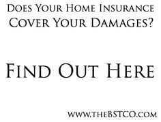 Does Your Home Insurance Cover Your Damges? Find Out Here http://thebstco.com/insurance-affiliates.html #homeinsurance #insurance #affiliates #homedamages #flooddamage #flooddamagerestoration #floodrestoration #waterdamagerestoration #moldremoval #handymanservices #remodelservices #california #construction