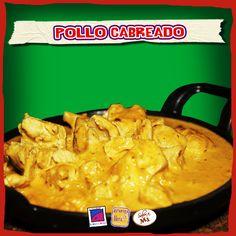 La mezcla más original de queso Cabrales y chile chipotle, en una de las especialidades de la casa.