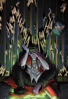 Jokers first hours as Joker