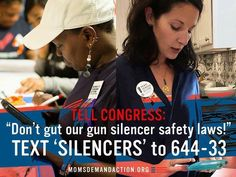The entire congressional delegation in Arkansas supports the House silencer bill.  What if those people in Vegas hadn't heard the shots?  This week our Congress plans to vote on one of the top two NRA priority bills for the year a bill that would make it easier for criminals to get silencers for their weapons.  Yes it's as ridiculous as it sounds.  Think about that scene in Vegas if he also had one of those.  #MAKETHECALLS