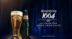 Kronenbourg 1664 - French Blah Blah 04