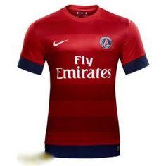 Paris Saint Germain 2012/13 Camiseta fútbol Segunda Equipación [302] - €16.87 : Camisetas de futbol baratas online!