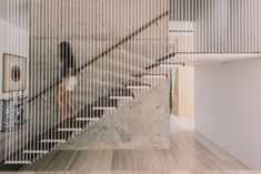 Modern Staircase Window Remodels And Restorations - - Staircase Storage, Staircase Railings, Modern Staircase, Staircase Design, Stairways, Interior Staircase, Kuala Lumpur, Mobile Home Makeovers, Hawaiian Homes