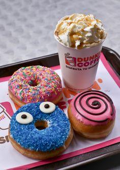 Donuts con tanto arte que dan pena comérselos