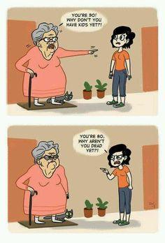 Responding To Elderly Bingoers. - Imgur