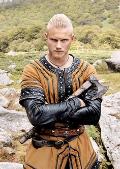 "Bjorn ""Ironside"" played by Alexander Ludwig in the TV series was a real Viking. He was the only one of Ragnar's sons who was not part of the Great Heathen Army sent to invade England. But his raiding of the entire Mediterranean from the coast of Spain to the south of France and on to Italy, Sicily and North Africa is more impressive than the deeds of his legendary father."
