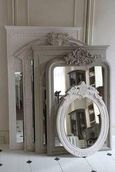 Leuk effect van spiegels bij elkaar.