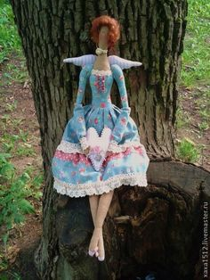 Beautiful and mysterious fairy who lives in the woods, will become the living embodiment of fairy tale in your home