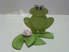 Froggie Punch Art - bjl
