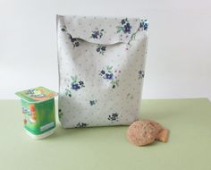 Lunch sack snackbag trucks and tractorskids lunch by shiraproducts