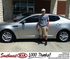 #HappyBirthday to Bruce Silman from Donald Weintraub at Southwest KIA Rockwall!
