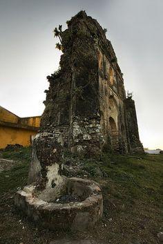 Fachada de San Pablo Jocopilas | Guatemala (foto: Ivan Castro)