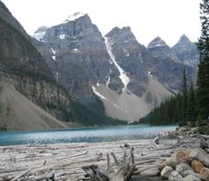 Canadian Rockies- Bucket list camping trip....