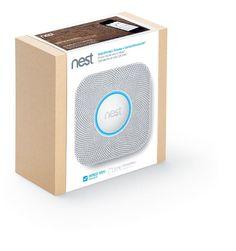 Le détecteur de fumé connecté de chez Nest