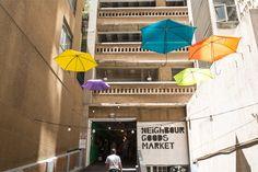 5 Ways to Jol in Jo'burg: Neighbourgoods Market, Johannesburg. Photo by Neighbourgoods Market South African Art, Amazing Destinations, 5 Ways, Tourism, Art Pieces, Good Things, Marketing, Fresh, Homeland