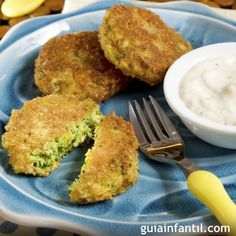 A healthy vegan recipe for any meal Broccoli sweet potato cakes. These are coincidentally vegan. They were somewhat prone to breaking up but to be honest they were yummy anyway so I didn't care! Healthy Recipes, Vegan Breakfast Recipes, Vegetable Recipes, Baby Food Recipes, Yummy Recipes, Whole Food Recipes, Healthy Snacks, Cooking Recipes, Yummy Food