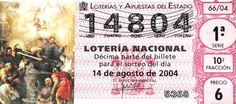 The Spanish Christmas Lottery one of the most famous lotteries in the world, Learn more about the Christmas drawing (Sorteo de Navidad).