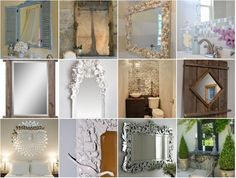 Dekoratif ayna modelleri ile evin dört bir yanına farklı bir hava katabiliriz. Ayna geçmişten günümüze evimizin vazgeçilmezi olmuştur. Ayna çeşitleri ile h