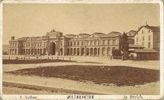 Zürich, Bahnhofplatz 15, Bahnhof, 1871-1889