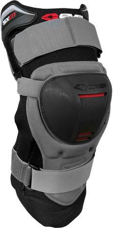 EVS Sports Unisex-Adult Axis Sport Knee Brace Pair Black, X-Large, 2 Pack