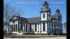 Hisoire de Grand-Pré Acadie, Mansions, House Styles, Home Decor, Decoration Home, Room Decor, Villas, Interior Design, Home Interiors