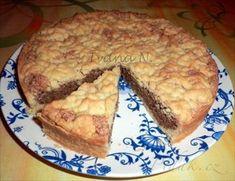 Zobrazit detail - Recept - Jednoduchý ořechový koláč