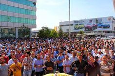 Çapulcuların Sesi...: YAŞASIN iŞ EKMEK VE ÖZGÜRLÜK MÜCADELEMİZ...
