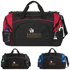 Norwoodby BIC Graphic Perfect Score Duffel #AP6310 now on cy3 promo! #promoproducts