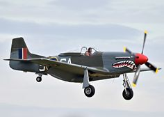 Ww2 Aircraft, Military Aircraft, Air Fighter, Fighter Jets, Air Plain, Classic Sailing, Air Festival, Airplane Art, P51 Mustang
