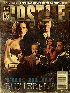 The Blue Butterfly #Castle #TV <3 my fave episode so far.