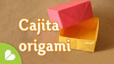 sandylandya@outlook.es  Como hacer Caja Origami BASICA y FACIL