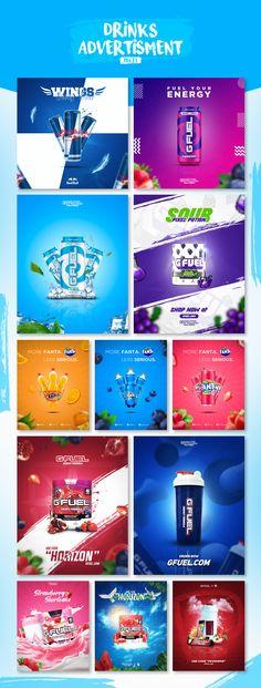 Social Media Poster, Social Media Branding, Social Media Banner, Social Media Template, Social Media Design, Social Media Graphics, Food Graphic Design, Web Design, Creative Banners