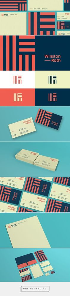 Winston-Roth Branding by Mast | Fivestar Branding – Design and Branding Agency & Inspiration Gallery